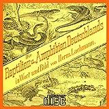 Reptilien und Amphibien Deutschlands in Wort und Bild Schlangen Fr�sche usw CD Bild
