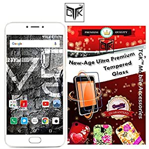TheGiftKart™ Ultra Clear HD Tempered Glass Screen Protector with Rounded Edges for YU Yunicorn