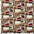 ANRO Wachstuchtischdecke Wachstuch Wachstischdecke Tischdecke abwaschbar See Meer Schiff Leuchtturm Maritim von ANRO auf Gartenmöbel von Du und Dein Garten