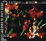 Joe Satriani: G3 Live in Concert (Audio CD)