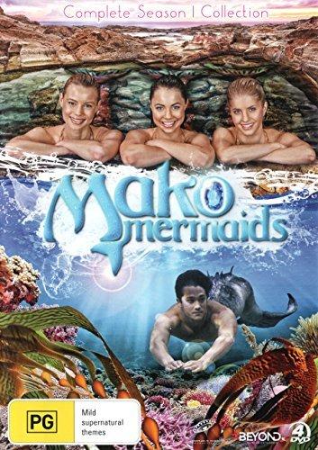 Les sirènes de Mako / Mako Mermaids (Complete Season 1) - 4-DVD Set ( Mako Mermaids - Complete Season One (26 Episodes) ) [ Origine Australien, Sans Langue Francaise ]