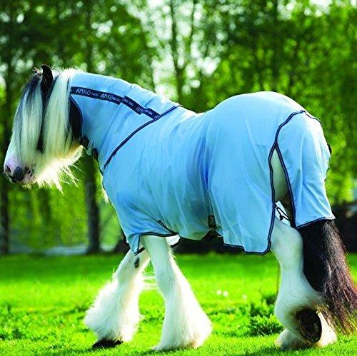 Horseware Amigo XL Bug Rug Fliegendecke - für das kräftige Pferd! (155)