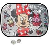 "großer Sonnenschutz - Disney "" Minnie Mouse "" incl. Name"
