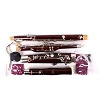 Kupfer fagott handhalter sattelstütze langlebig tragbare schwarz fagott teile