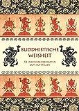 Buddhistische Weisheit: 52 inspirierende Karten zum Aufstellen