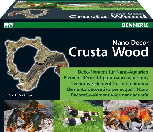 Dennerle 7004064 Nano Crusta Wood M