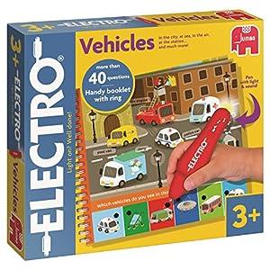 Electro Wonderpen Vehicles Preescolar Niño/niña - Juegos educativos, Preescolar, Niño/niña, 3 año(s), 18 páginas, Inglés