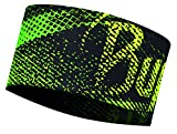 Buff Erwachsene Headband Stirnband, Flash Logo Yellow Fluor, One Size