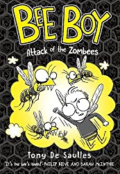 Bee Boy: Attack of the Zombees (Bee Boy 2)