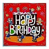 Depesche 3865.015 Glückwunschkarte mit Musik und Motiv von Archie, Geburtstag, Mehrfarbig