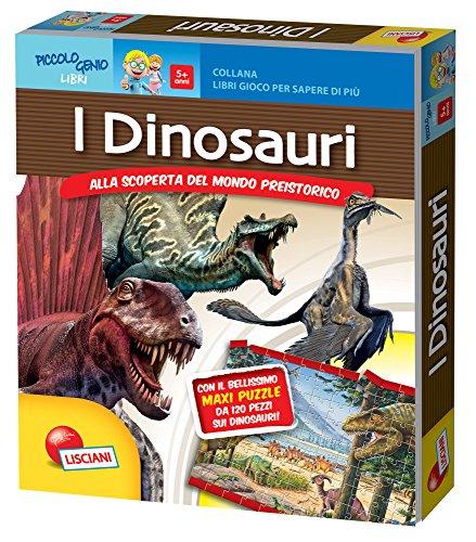 I dinosauri. Alla scoperta del mondo preistorico. Libri gioco per sapere di più. Con puzzle di Aa.Vv.