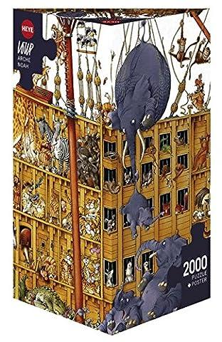 Noah's Ark 2000 piece puzzle