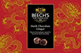 Beech's Fine Chocolate Dark Chocolate Ginger 200 g