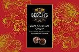Beech's Fine Chocolate Dark Chocolate Ginger 200 g