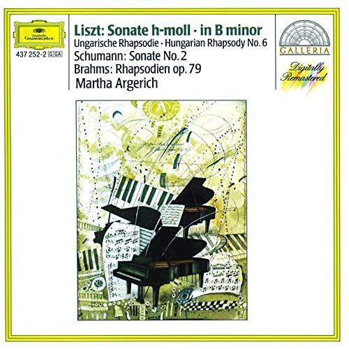 Liszt: Piano Sonata In B Minor, S.178 - Cantando espressivo senza slentare