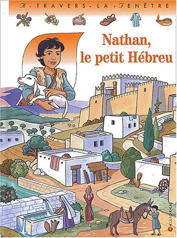 Nathan, le petit hébreu par Pascale de Bourgoing