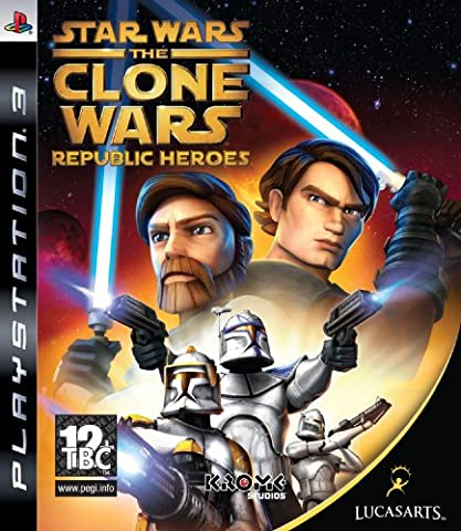 Star Wars: The Clone Wars - Republic Heroes [UK Import]