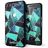 Nexus 6p hülle,Lizimandu TPU 3D Handyhülle Muster Case