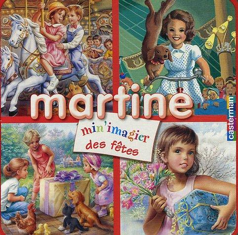 Martine : Min'imagier des fêtes