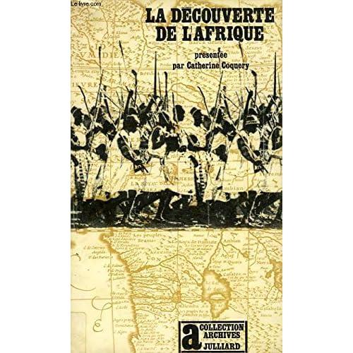 La découverte de l'afrique
