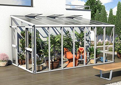 Vitavia Pavillon-Nachrüstsatz weiß Helena 11900