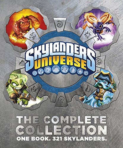 The Complete Collection: One Book. 321 Skylanders. ()