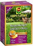 Compo 26170 Floranid Rasendünger gegen Unkraut und Moos 4-in-1