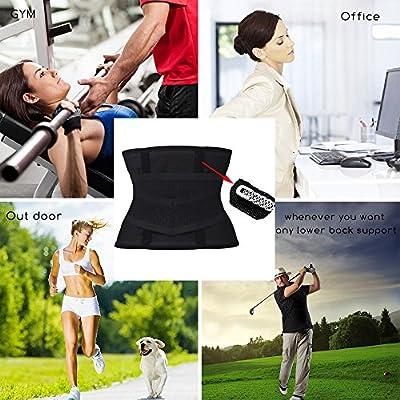 SEXYWG® Women's Waist Cincher Trainer Body Girdle Corset Gym Workout Sport Shaper