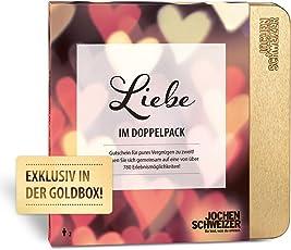 Jochen Schweizer Erlebnis-Box 'Liebe im Doppelpack'