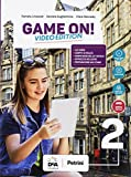 Game on! Student's book-Workbook. Per la Scuola media. Con audio formato MP3. Con e-book. Con espansione online. Con Libro: Maps. Con DVD-ROM [Lingua inglese]: 2