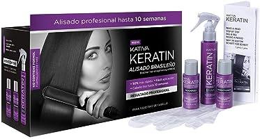 Kativa, Producto alisador de pelo