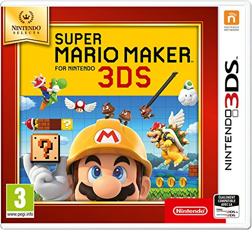 Super Mario Maker pour Nintendo 3DS – SELECTS