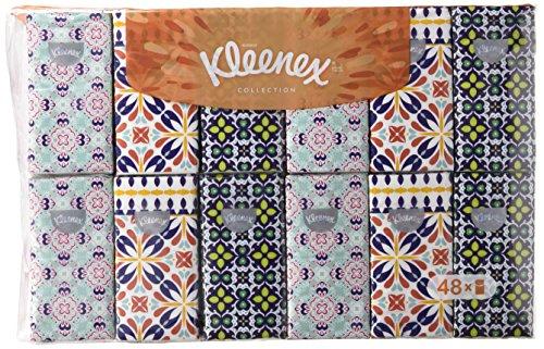 fazzoletti-kleenex-collezione-custodie-48-pezzi-lotto-da-2