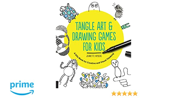 Tangle Art and Drawing Games for Kids: Amazon.de: Jeanette Nyberg ...