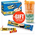 JACOBS 2in1 INSTANT COFFEE 40 STICKS SINGLE SERVINGS FRESH STOCK WHOLESALE UK by JACOBS