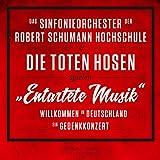 """""""Entartete Musik"""" Willkommen in Deutschland - ein Gedenkkonzert"""