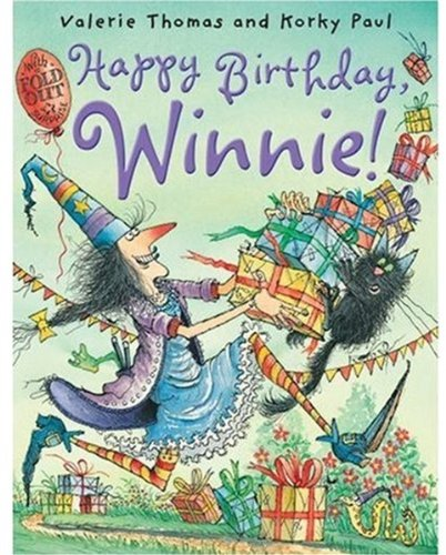 Happy Birthday, Winnie! (Winnie the Witch)