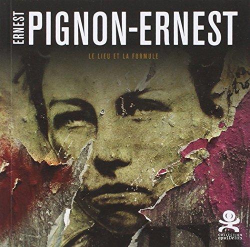 Ernest Pignon-Ernest : Le lieu et la formule par Jérôme Gulon