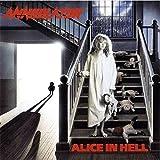 Alice in Hell (Ltd Blau/Schwarz/Weißes Vinyl) [Vinyl LP]