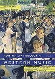 The Norton Anthology of Western Music: Volume 2