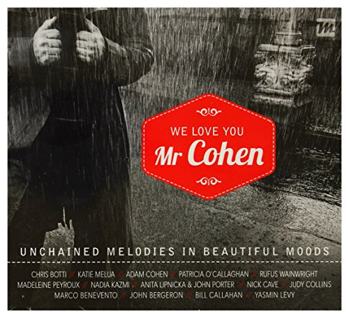 Various Artists: We Love You Mr Cohen (digipack) [2CD]
