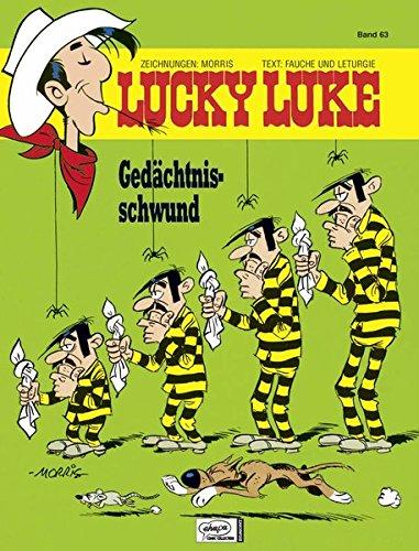 Lucky Luke 63: Gedächtnisschwund -