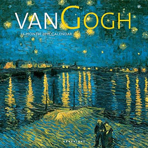 Van Gogh 2019 Calendar
