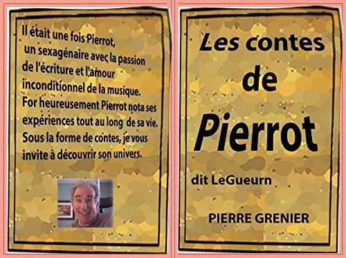 Couverture du livre LES CONTES DE PIERRÔT