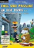Emil und Pauline in der Burg 2.0 - Deutsch und Mathe f�r die 1. Klasse (CD-ROM) Bild