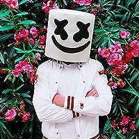 Supmaker DJ Marshmello Helmet, Marshmello Mask for Adult and Kids