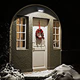 (24 LED 4 Mode) Amir LED Solar Lights, Solar Powered Motion Sensor Lights, Security Lights, Waterproof & Auto On/ Off, for Patio, Deck, Yard, Garden, Home, Stairs, etc. Bild 7