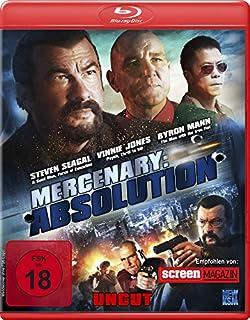 Mercenary: Absolution (Uncut) [Blu-ray]