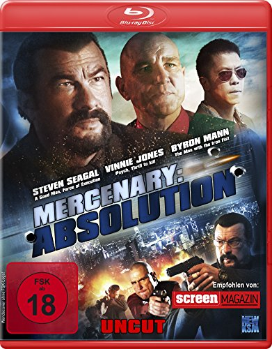 Bild von Mercenary: Absolution (Uncut) [Blu-ray]