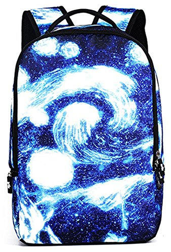 yaagle-starry-sky-lightning-personality-creative-printing-backpack-for-youth-teenager-student